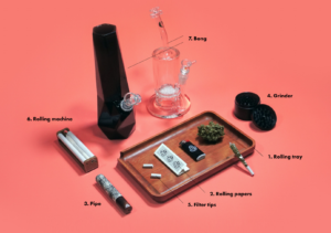Cannabis Accessories